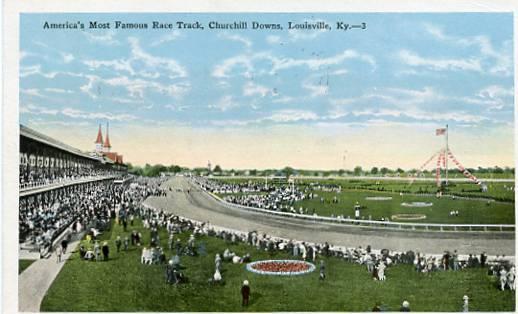 KY - Louisville, Churchill Downs
