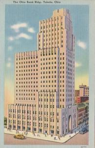 Ohio Toledo The Ohio Bank Building