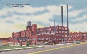 The Ohio Leather Company, GIRARD, Ohio, 30-40s