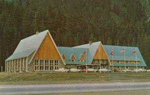 ROGERS PASS , B.C. , Canada ,1950-60s ; Northlander Motor Lodge