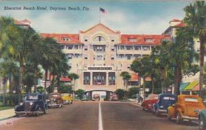 Florida Daytona Beach Sheraton Beach Hotel