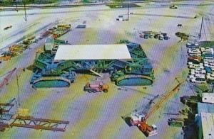 Crawler-Transporter #1 Kennedy Space Center Florida NASA 1975