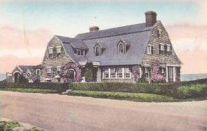 Massachusetts Cape Cod Summer Home Of the Author The Late Mr Joseph C Lincoln...