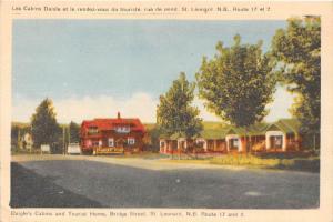 8281   N.B. St. Leonard    Daigle´s Cabins and Tourist Motel