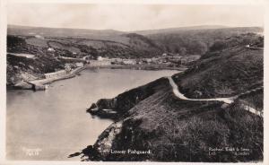 RP: Lower FISHGUARD, UK, 30-50s, TUCK