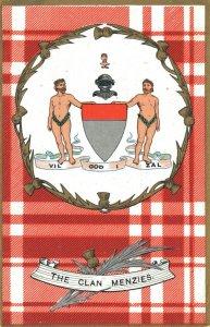 Scotland The Clan Menzies 03.22
