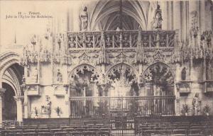 France Troyes Jube de l'Eglise Sainte Madeleine