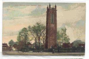 Keney Memorial Tower, Hartford, Connecticut,PU-1910