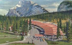 Canada Banff Swiss Village Lodge