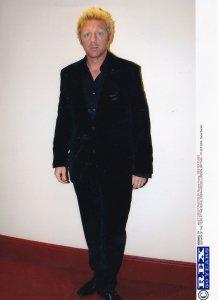 Boris Becker German Tennis GQ Man Of The Year Opera House 2004 Press Photo