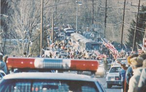 Welcome Home Parade Iranian Hostages january 25, 1981 Windsor New York