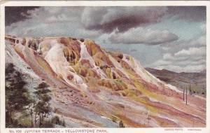 Jupiter Terrace Yellowstone National Park