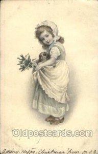 Artist Signed Wichera M.M. Vienne Nr. 238 1905