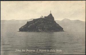 cabo verde, SAO VICENTE, Ilheu dos Passaros, Lighthouse (1910s)