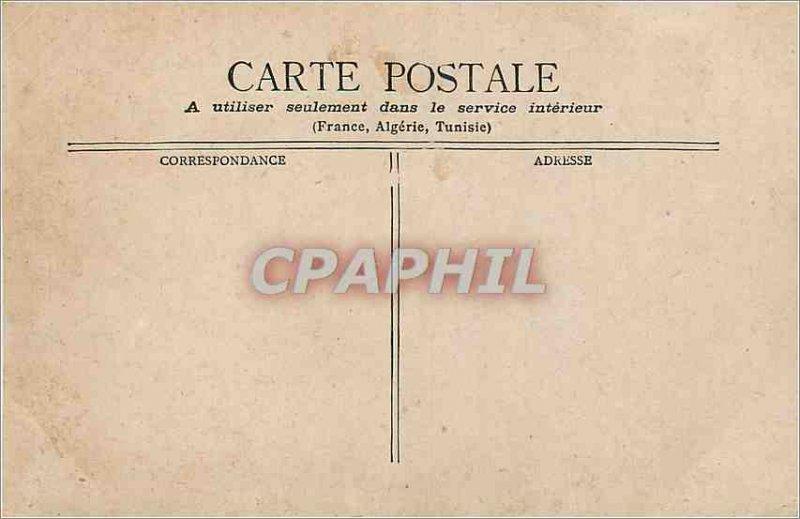 Old Postcard The Chateau de Pau