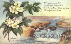 Boise, Idaho, ID  State Capital, Capitals Postcard Post Card USA  Boise, Idah...