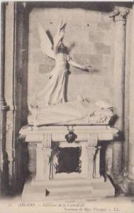 Tombeau de Mgr. Freppel, Interieur de la Cathedrale, Angers, Maine et Loire, ...