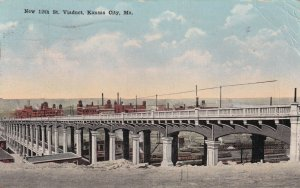 KANSAS CITY, Missouri, PU-1917; New 12th St. Viaduct