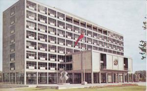 Ottawa City Hall, Ottawa, Ontario, Canada, 1940-1960s