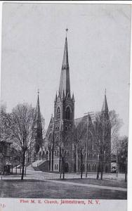 First M. E. Church, Jamestown, New York, 10-20s
