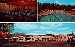 New Mexico Taos Kachina Lodge and Motel