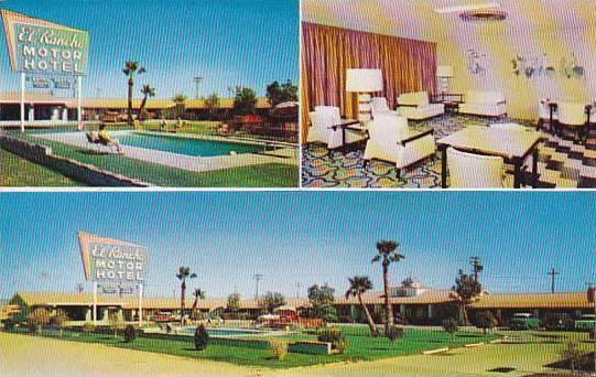 Arizona Yuma El Rancho Motor Hotel