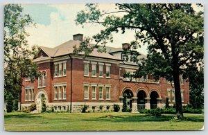 Marionville Missouri~Ozark Methodist Manor~Memorial Hall~Fireproof~Chapel~1976