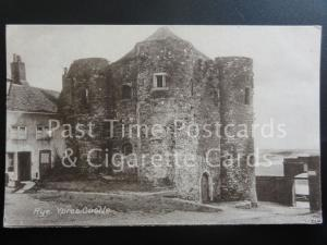 Sussex: Rye, Ypres Castle c1906