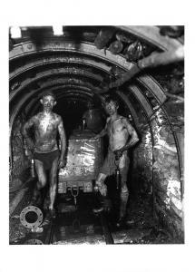 Postcard Tilmanstone Colliery Coal Mine Pit, Kent 1930s Miners BW110