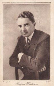 BRYANT WASHBURN, American film actor, 1910-40s