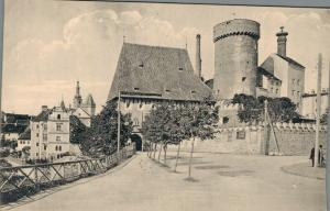 Czech Republic - Kotnov nejstarší staveni Tábor 02.47
