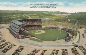 MILWAUKEE , Wisconsin , 30-40s ; Baseball Stadium