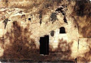 Garden Tomb JerUSA lem Israel Postal Used Unknown, Missing Stamp