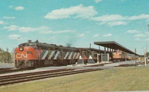 OTTAWA , Ontario , 1971 ; Union Railroad Station