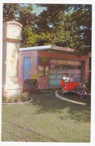 Storyland , Roger Williams Park , PROVIDENCE , Rhode Island , 50-60s
