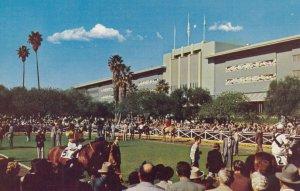 Horse Race Track , Santa Anita , ARCADIA , California , 1950-60s