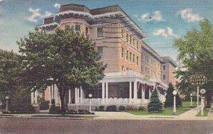 Pennsylvania Bedford Fort Bedford Inn 1949