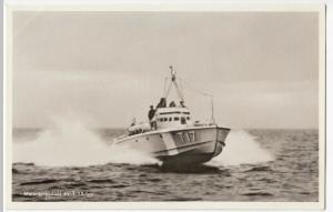 Shipping; Swedish T15 Class Motor Torpedo Boat T17 RP PPC, Unposted