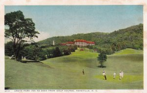 ASHEVILLE , NC , 50-60s ; Grove Park Inn Golf Course