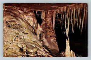 Mammoth Cave, KY-Kentucky, Violet City, Vintage Postcard