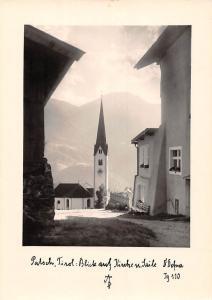 Patsch Tirol Blick auf Kirche Church Eglise