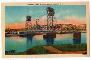 Parker F Dunn Memorial Bridge, Albany NY