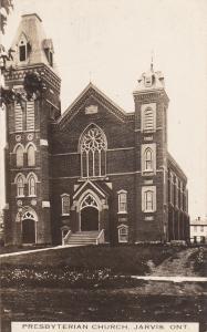 RP: JARVIS , Ontario , Canada , 00-10s ; Presbyterian Church