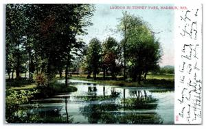 1907 Lagoon in Tenney Park, Madison, WI