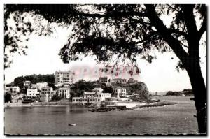 Bandol - Tip of the Beach - Old Postcard