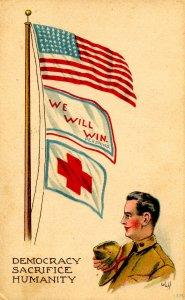 Military - USA: Democracy, Sacrifice, Humanity