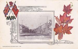 Main Street , DRAYTON , Ontario , Canada, 00-10s