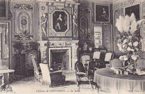 France Chateau de Cheverney Le Salon