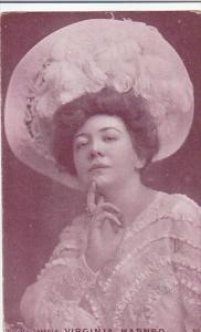 Famous Ladies Virginia Harned