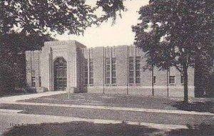 Iowa Mt Pleasant High School Albertype